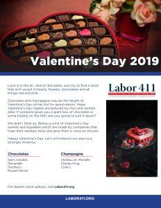 Union Valentines Day