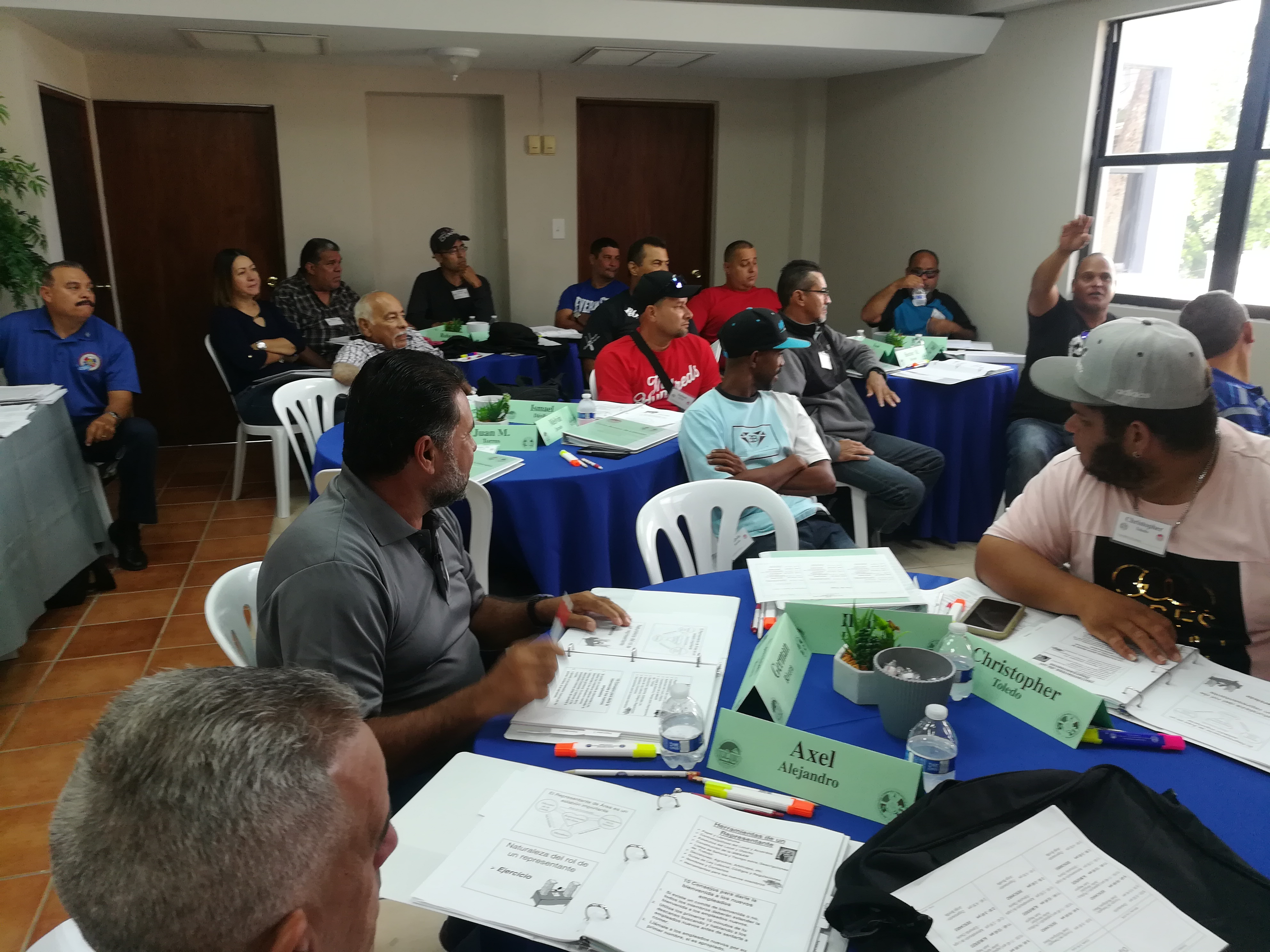 Machinists and Carpenters Constructing Labor Solidarity in Puerto Rico