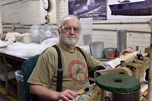 IAM Mourns Maine Shipyard Legend